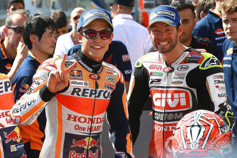 Pole pozisyonunun sahibi Marc Marquez, Repsol Honda