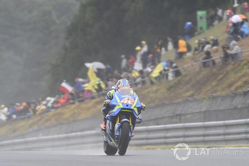 5. Alex Rins, Team Suzuki MotoGP