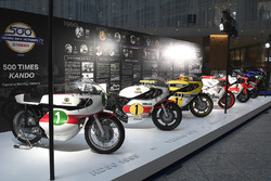 Motos históricas de Yamaha
