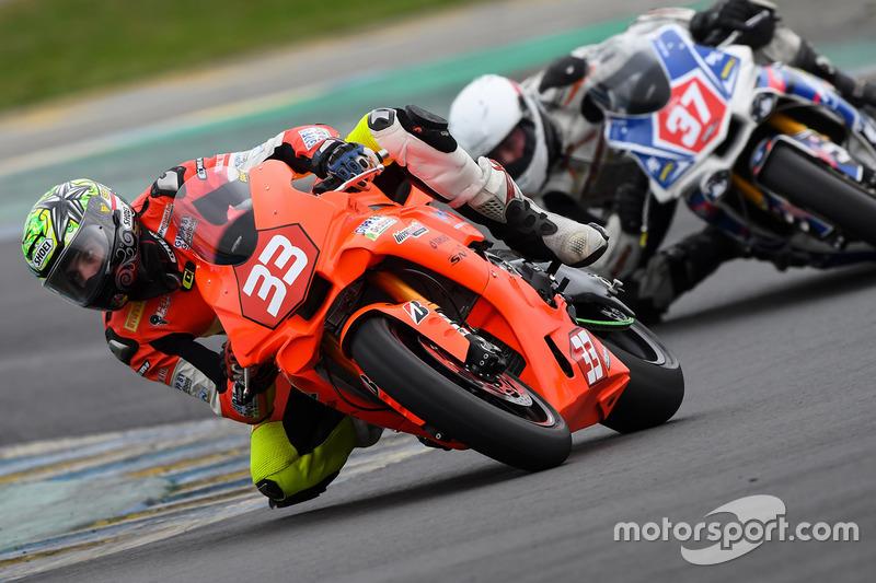 #33 Yamaha: Steven Neumann
