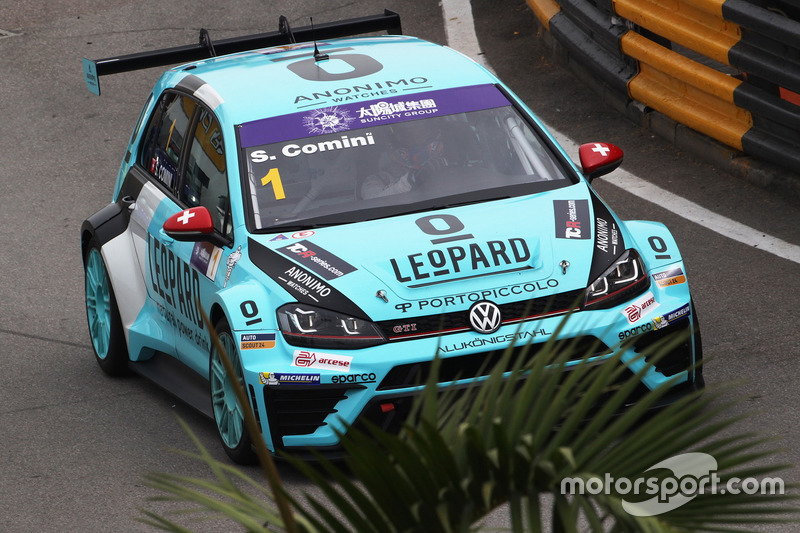 TCR International: Leopard Racing Team, Volkswagen Golf GTI
