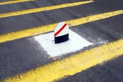 Floppy in den Porsche-Kurven