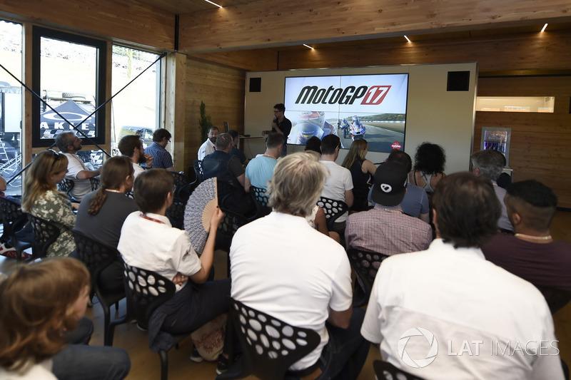Präsentation: MotoGP17