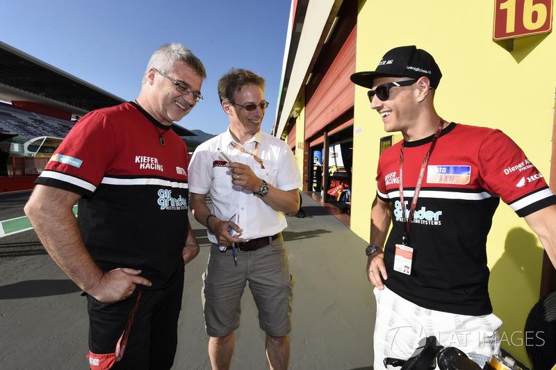 Dominique Aegerter, Kiefer Racing, Kiefer