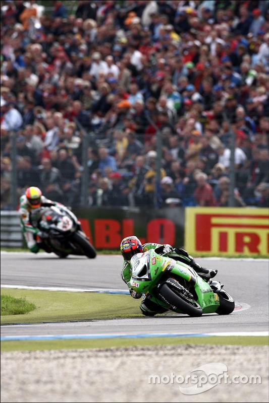 Chris Walker, Kawasaki Racing, ganador Assen, 2006