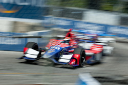 Alexander Rossi, Andretti Herta Autosport met Curb-Agajanian Honda