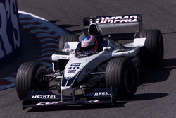 Jenson Button, Williams FW22 BMW