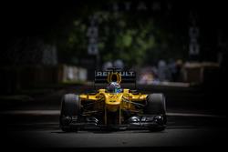Renault Sport E20 - Джоліон Палмер