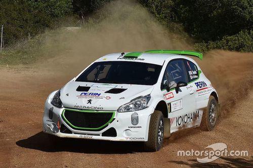 Annuncio rinnovo Mauro Trentin-Power Car Team