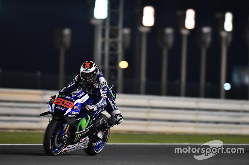 2016: Jorge Lorenzo, Yamaha YZR-M1