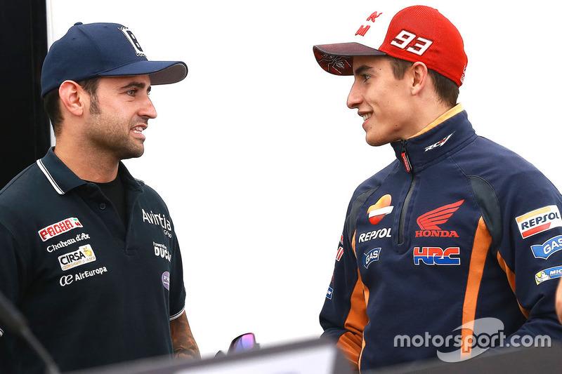 Hector Barbera, Avintia Racing, Marc Marquez, Repsol Honda Team