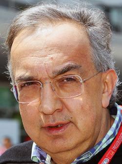 Серджіо Маркіонне, Президент Ferrari та CEO Fiat Chrysler Automobiles