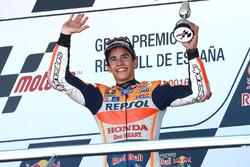 Подіум: третє місце Марк Маркес, Repsol Honda Team