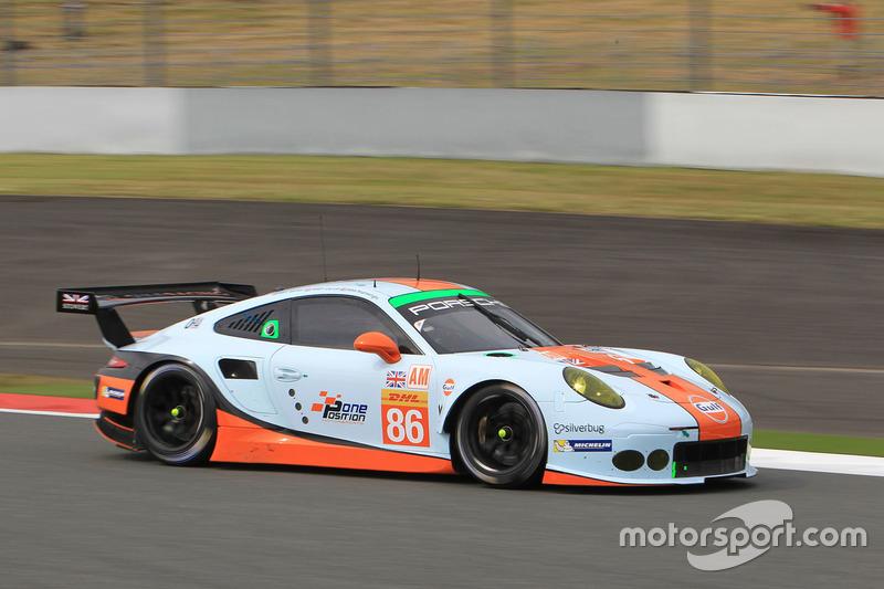 6. LMGTE Am: #86 Porsche 911 RSR: Michael Wainwright, Adam Carroll, Ben Barker