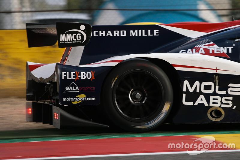 Am Limit: #2 United Autosports, Ligier JS P3-Nissan: Alex Brundle, Michael Guasch, Christian England