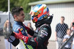 Enaam Ahmed, Douglas Motorsport and Thomas Randle, Douglas Motorsport