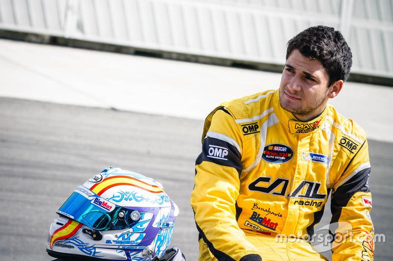Salvador Tineo Arroyo, Caal Racing, Chevrolet SS