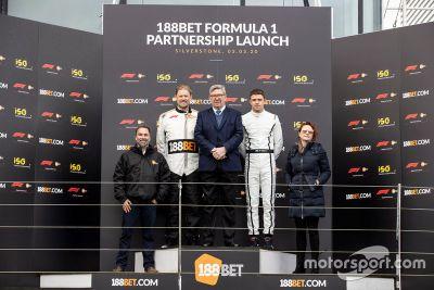 F1 announcement