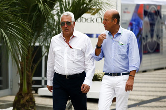 Lawrence Stroll, Team Owner, Racing Point Force India F1 Team