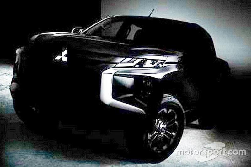 Тізер Mitsubishi L200