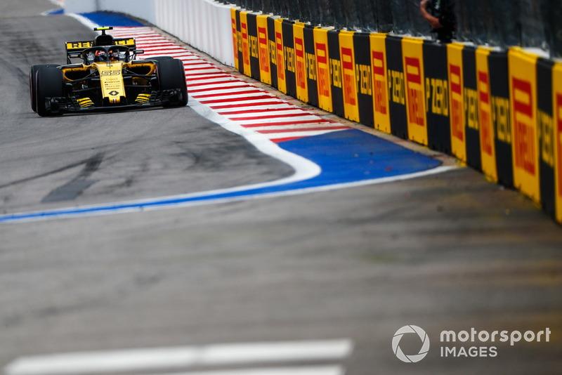 12 місце — Карлос Сайнс, Renault — 44