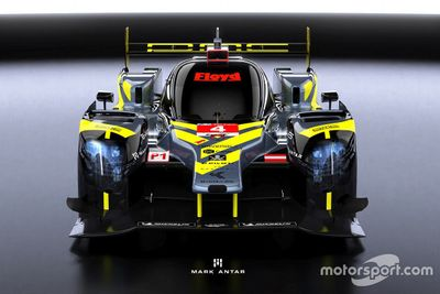 ByKOLLES livery unveil