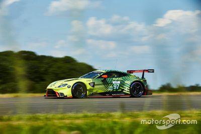 Presentación de Aston Martin
