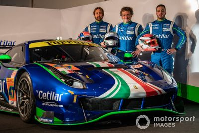 Peluncuran Cetilar Racing