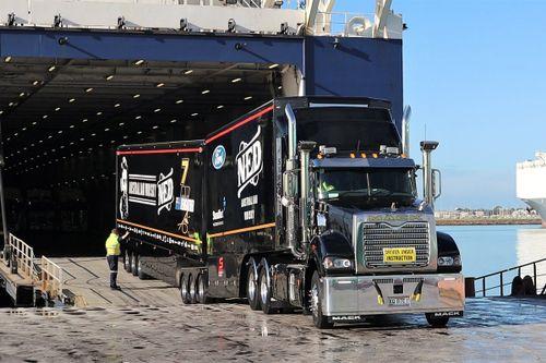 Transporters back in Melbourne