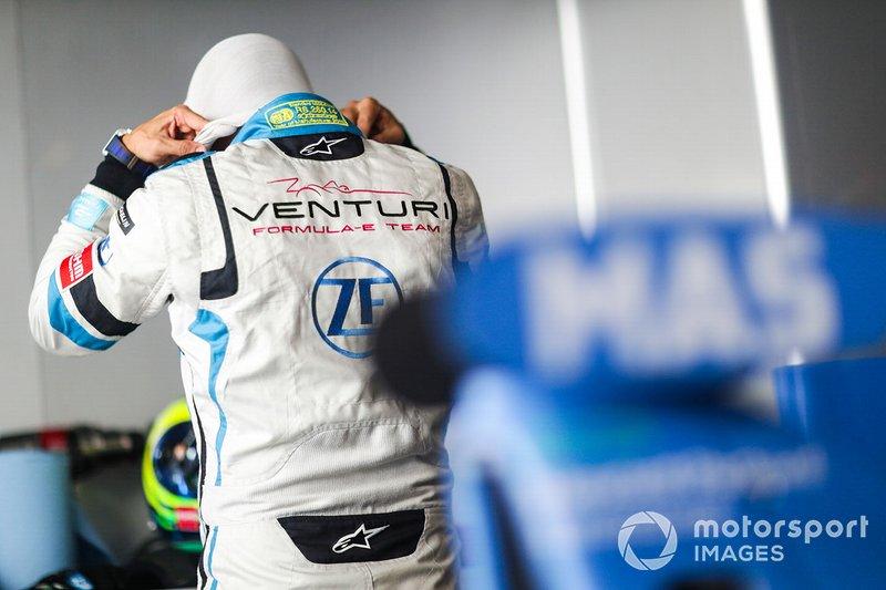 Фелипе Масса, Venturi Formula E