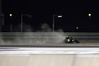 Crash of Cal Crutchlow, Team LCR Honda