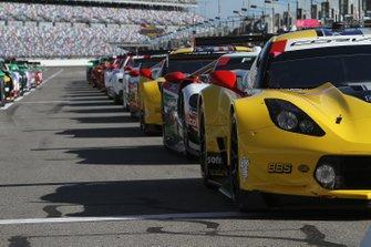 IMSA GT cars