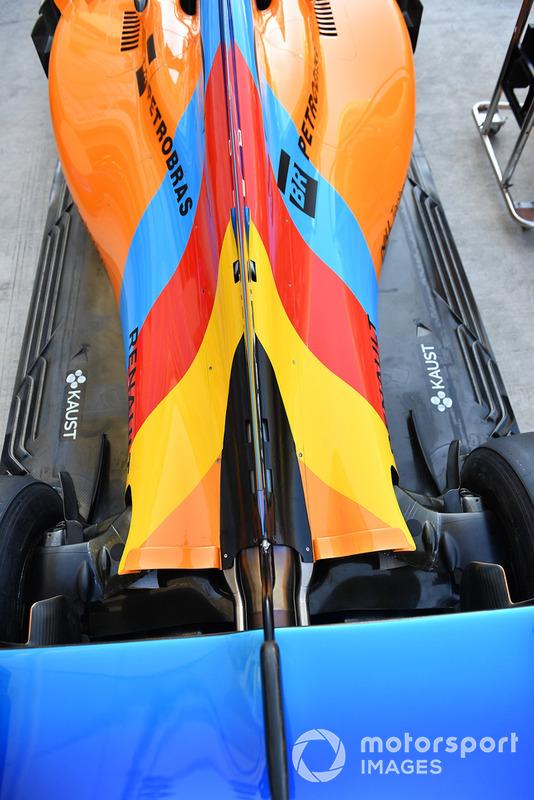Спеціальна ліврея McLaren MCL33 Фернандо Алонсо