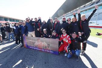 #28 IDEC Sport Racing Ligier JSP217 - Gibson: Gabriel Aubry, Paul Loup Chatin, Memo Rojas