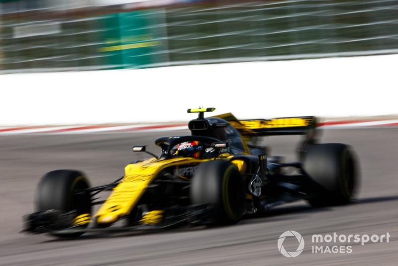 12 місце — Карлос Сайнс, Renault. Умовний бал — 9,14