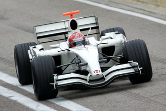 Такаси Когурэ, Honda RA107