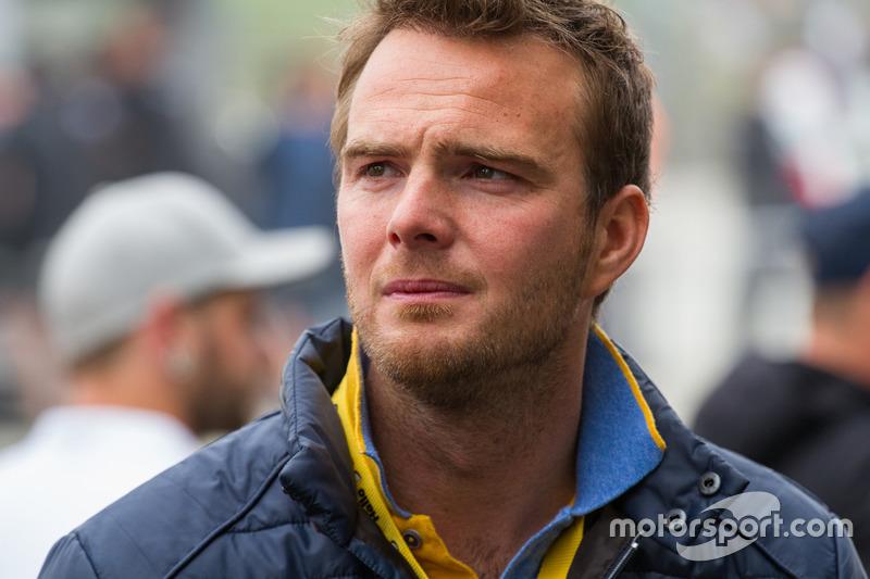 Giedo van der Garde lors des Jumbo Racing Days