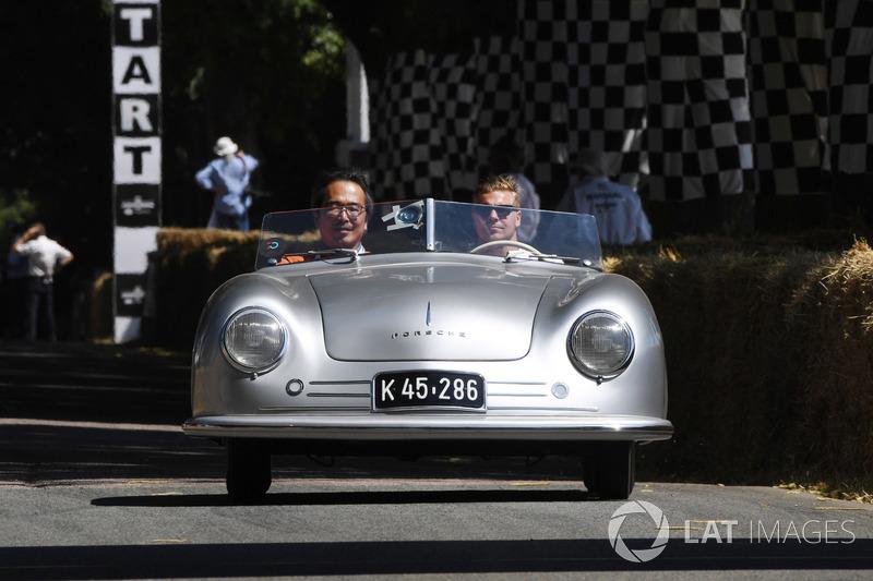 Porsche 356 001 Armin Burger