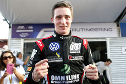 Pole position for  Joel Eriksson, Motopark with VEB, Dallara Volkswagen