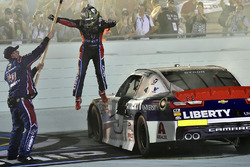 Campeón 2017, William Byron, JR Motorsports Chevrolet