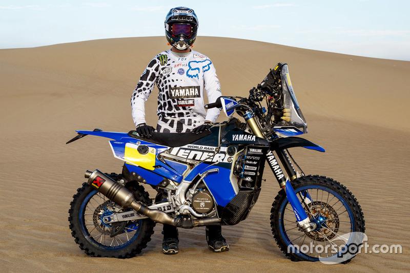 Adrien Van Beveren, Yamaha Official Rally Team