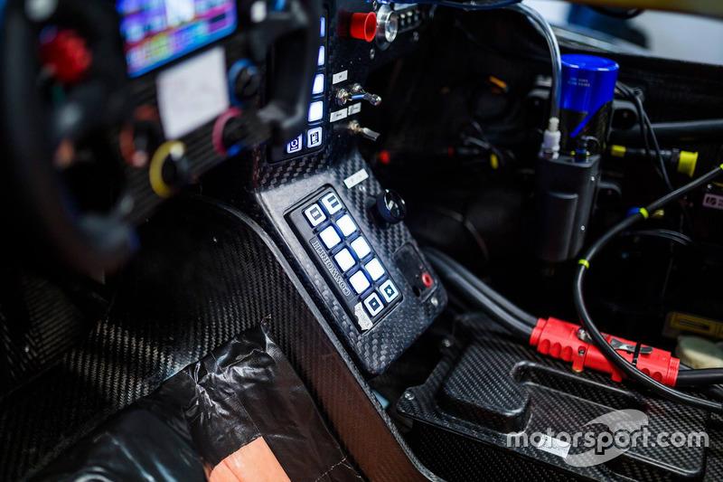 Тесты прототипа Dallara BR1 LMP1