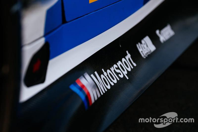 Detalle del BMW Team MTEK BMW M8 GTE