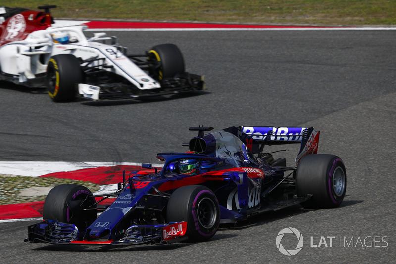 23 місце — Брендон Хартлі, Toro Rosso — 0