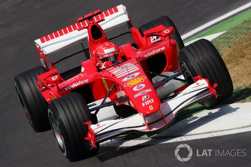 90勝目:2006年イタリアGP