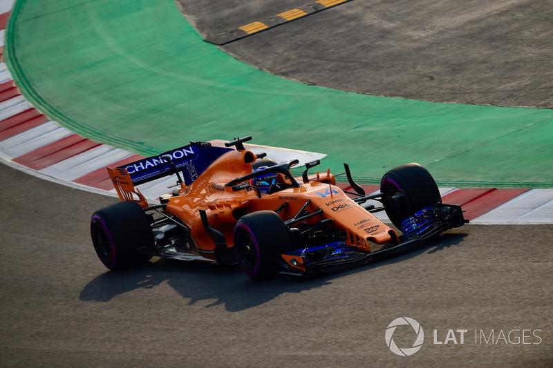 McLaren MCL33 (2018)