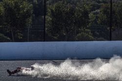 Sturz:, Jorge Lorenzo, Ducati Team