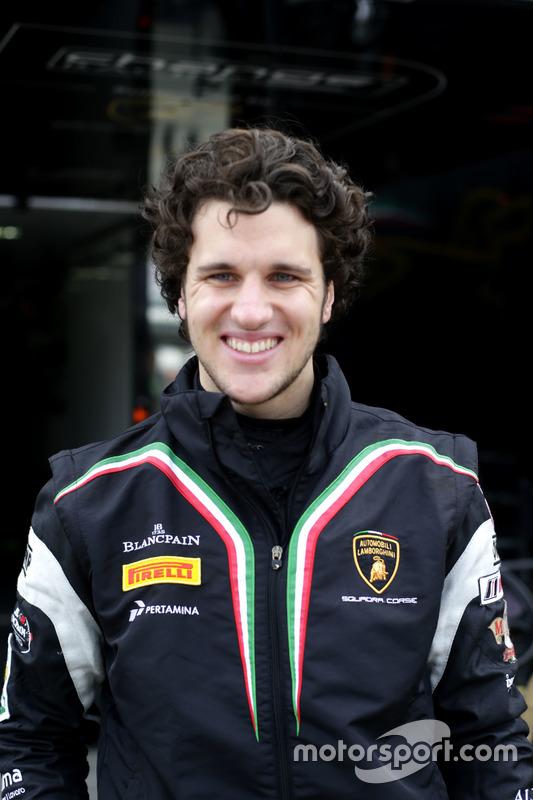 Michele Beretta, GRT Grasser Racing Team