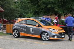 Christian Zimmermann, Opel Corsa OPC, Flammer Speed Team