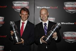 GTLM kampioenen Antonio Garcia, Jan Magnussen
